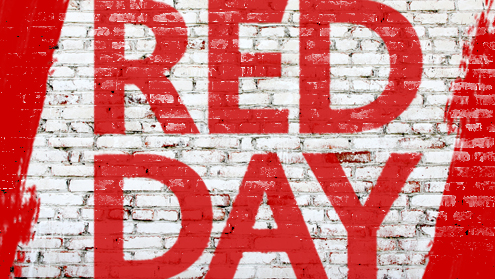 """Opération """"RED DAY"""""""