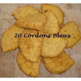 20 Cordons Bleus
