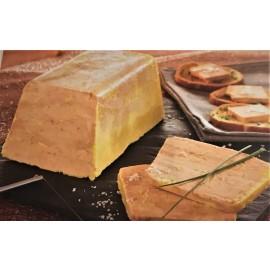 Foie Gras Entier Mi-Cuit 1kg (20pers.) Merci de RESERVER