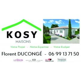 """Nous vous RECOMMANDONS """"KOSI"""" MAISON  Mr Florent DUCONGE 06 99 13 71 50"""