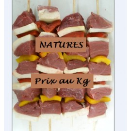 Brochette de Magret Nature