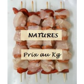 Brochette de Poulet Nature